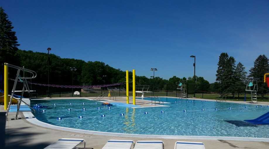 Memorial Pool